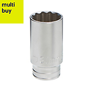"Magnusson ½"" Deep Socket 30mm"