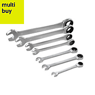Magnusson Ratchet spanners, Set of 7