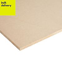 MDF Board (Th)9mm (W)1220mm (L)2440mm