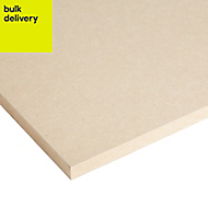 MDF Board (Th)18mm (W)610mm (L)1220mm
