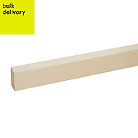 PSE Stick timber (T)27mm (W)44mm (L)2400mm Pack of 4