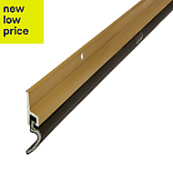 Diall Aluminium & PEVA Draught excluder, (L)1050mm