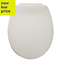 Himara White Standard close Toilet seat