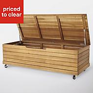 Denia Wooden Garden storage box