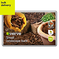 Verve Small Landscape Bark 100L