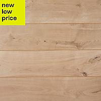 GoodHome Gladstone Natural oak effect Laminate flooring, 2m²
