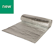Reflective Multifoil insulation, (L)14m (T)7mm