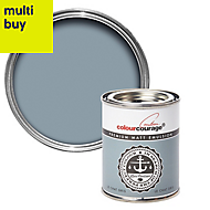 colourcourage Le chat gris Matt Emulsion paint 0.13L Tester pot