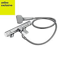 Ideal Standard Active Chrome finish Bath shower mixer tap