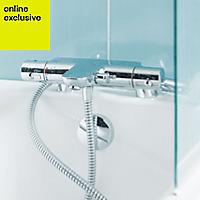 Ideal Standard Alto Ecotherm Chrome finish Bath shower mixer tap