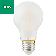 Osram E27 806lm LED Dimmable GLS Light bulb
