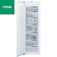 Bosch GIN81AE30G White Integrated Freezer