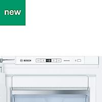 Bosch GIN81AE30G White Integrated Freezer
