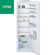 Bosch KIR81VS30G White Integrated Fridge