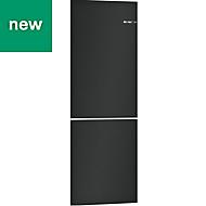 Bosch KSZ1AVZ00 Matt black Freestanding Freezer Panel (H)1860mm (W)600mm