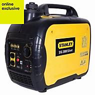 Stanley 2000W 4-stroke Silent inverter generator SIG2000