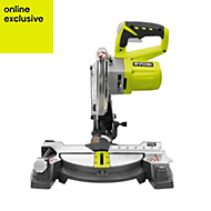 Ryobi One+ 18V 190mm Compound mitre saw EMS190DCL
