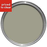 Sandtex Olive green Smooth Masonry paint 5L