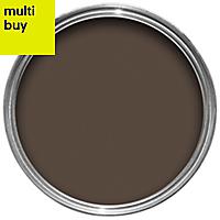 Dulux Weathershield Conker Gloss Wood & metal paint 2.5L