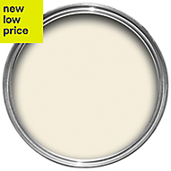 Dulux Natural hints Jasmine white Silk Emulsion paint 5L