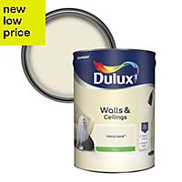 Dulux Luxurious Ivory lace Silk Emulsion paint 5L
