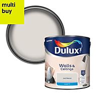 Dulux Neutrals Just walnut Matt Emulsion paint 2.5L