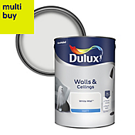 Dulux White mist Matt Emulsion paint 5L