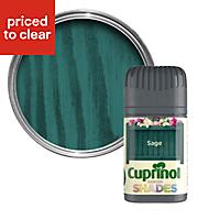 Cuprinol Garden Shades Sage Matt Wood paint 0.05L