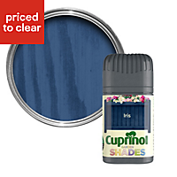 Cuprinol Garden Shades Iris Matt Wood paint 0.05L