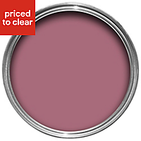 Dulux Once Raspberry diva Matt Emulsion paint 5L