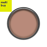 Dulux Copper blush Silk Emulsion paint 2.5L