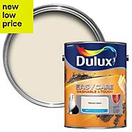 Dulux Easycare Natural calico Matt Emulsion paint 5L