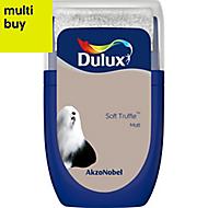 Dulux Standard Soft truffle Matt Emulsion paint 0.03L Tester pot