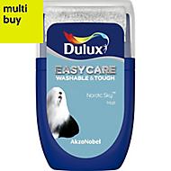 Dulux Easycare Nordic sky Matt Emulsion paint 0.03L Tester pot