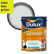 Dulux Easycare Cornflower white Matt Emulsion paint 5L