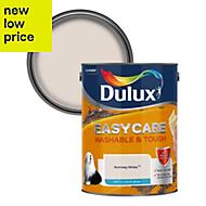 Dulux Easycare Nutmeg white Matt Emulsion paint 5L