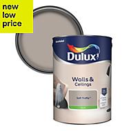 Dulux Soft truffle Silk Emulsion paint 5L