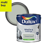 Dulux Tranquil Dawn Silk Emulsion paint 2.5L