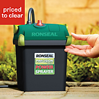 Ronseal Precision Finish Fence paint sprayer