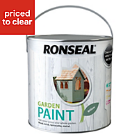 Ronseal Garden Willow Matt Garden paint 2.5L