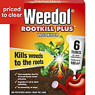 Weedol Rootkill Plus, Pack of 6