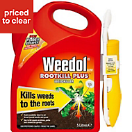 Weedol Rootkill plus Weed killer