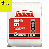 Unibond Rapid set Floor levelling compound, 20kg Bag