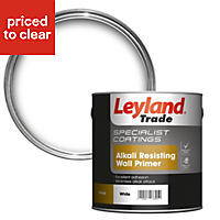 Leyland Trade Specialist White Wall Primer 2.5L