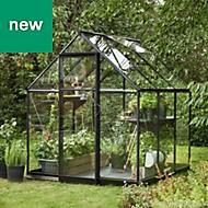 Halls Qube 6x6 Greenhouse