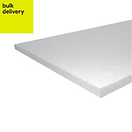Jablite Polystyrene Insulation board (L)2.4m (W)1.2m (T)25mm
