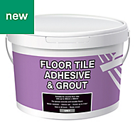 Ready mixed Tile adhesive & grout, 13.1kg