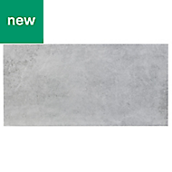 Lofthouse Grey Matt Stone effect Ceramic Tile, (L)600mm (W)300mm