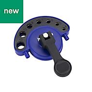 Vitrex Plastic Vitrex hard tile drill bits & 102790 vitrex water cooling system (W)170mm (L)220mm (T)220mm