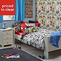 Marvel Multicolour Comic Smooth Wallpaper